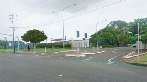 New Cairns sewage pump station works underway