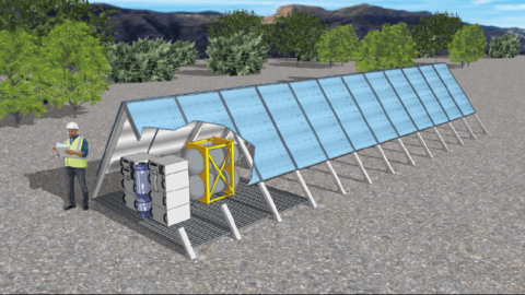 ARENA invests $1.1 million for renewable methane plant