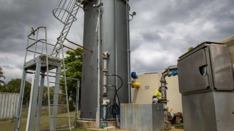 $800,000 upgrade for Sunshine Coast water treatment plant