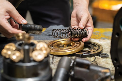 Checking in about check valves for submersible systems
