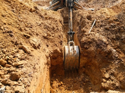 New reticulated sewerage system works begin in Donvale