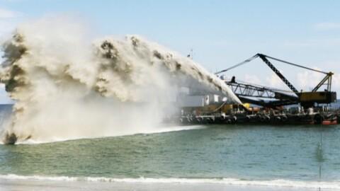 Sand dredging to combat Mid North Coast erosion