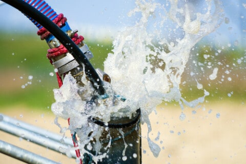 Positive outcome from Butcherbird water bore pump tests