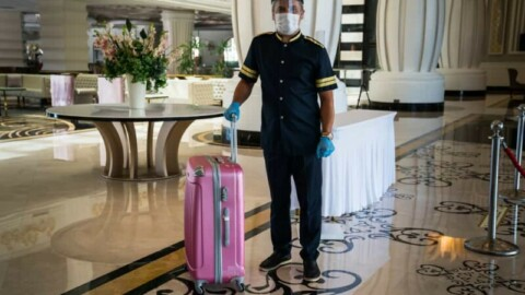 Airflow could be a risk in hotel quarantining, experts say