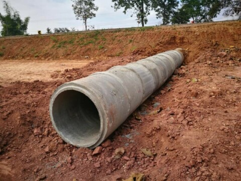 New Monbulk piped sewerage system works kick off