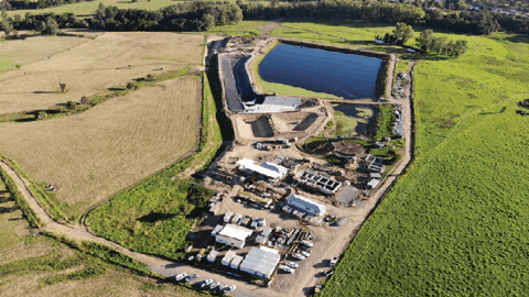 Modern and innovative: upgrading the 80 year old Dungog Wastewater Treatment Plant