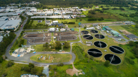 $100 million wastewater treatment plant upgrade underway