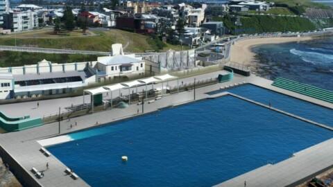 Community feedback moulds Newcastle Ocean Baths design
