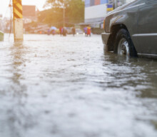 Stormwater pump project to provide flood relief to Hanwood