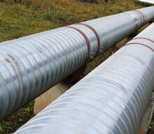 $22 million water pipeline completed