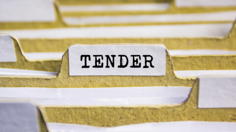 Tender: supply of pumps and pump related parts