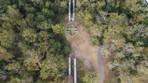 Valves replaced for $1.5 million pipeline upgrade in SEQ