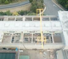 Mt Crosby water treatment filtration upgrade reaches milestone