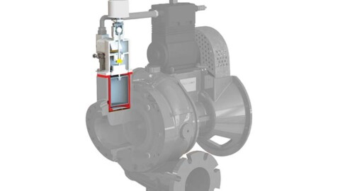Efficient priming and anti-spit technology: AllightSykes' recipe to the smart pump