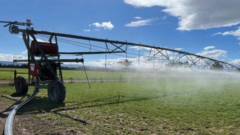 Flexidrag® – the premium drag hose for your broad acreage irrigation